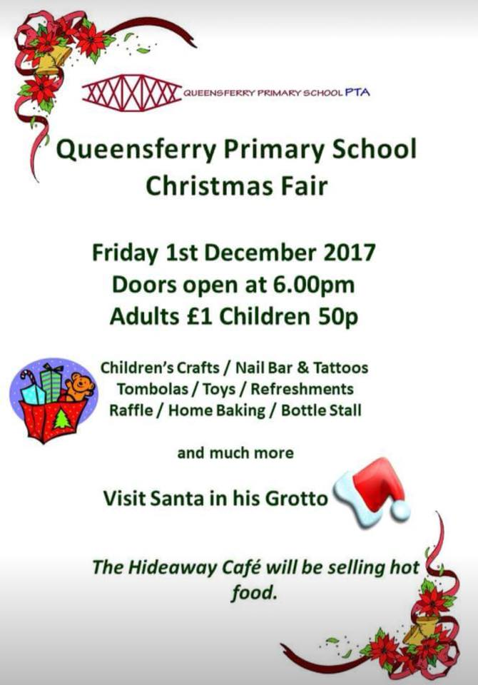 Queensferry Primary Fair
